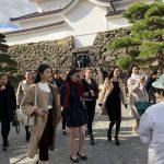 鶴ヶ城ボランティアガイドによる「戊辰150周年と鶴ヶ城」について