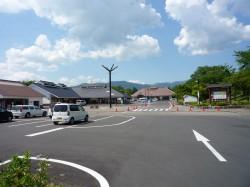 道の駅喜多の郷外観