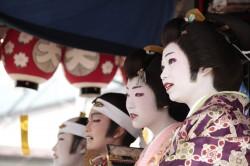 田島祇園際写真